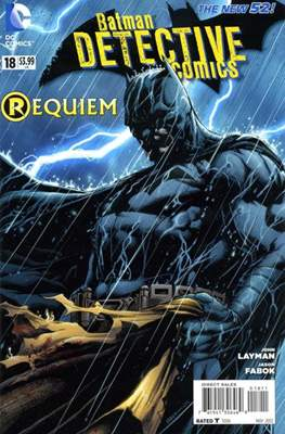 Detective Comics Vol. 2 (2011-2016) (Comic-Book) #18