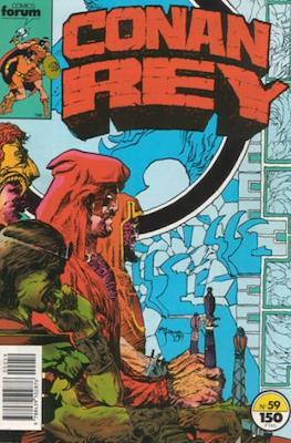 Conan Rey (Grapa. 32 páginas.) #59