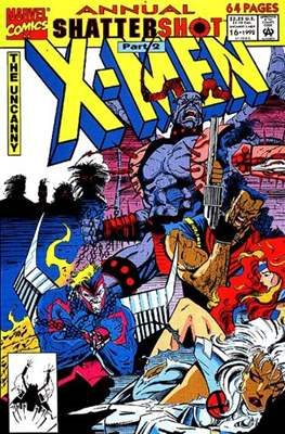 Uncanny X-Men Vol. 1 Annuals (1963-2011) (Comic-Book) #16