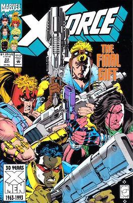 X-Force Vol. 1 (1991-2002) (Comic Book) #22