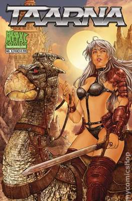 Taarna (Comic Book) #5