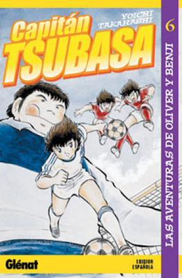 Capitán Tsubasa. Las aventuras de Oliver y Benji (Rústica con sobrecubierta) #6