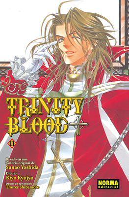 Trinity Blood #11