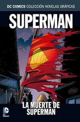 Colección Novelas Gráficas DC Comics (Cartoné) #18