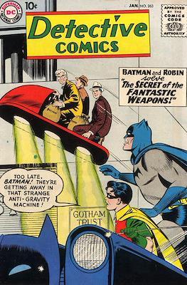 Detective Comics Vol. 1 (1937-2011; 2016-) (Comic Book) #263