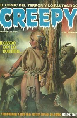 Creepy (Grapa, 1979) #66