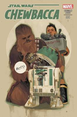 Chewbacca (Comic-book) #4