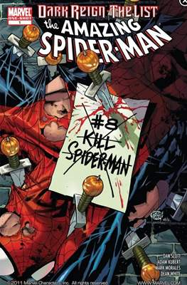 Dark Reign: The List (Comic Book) #1