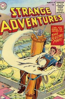 Strange Adventures (Comic Book) #54