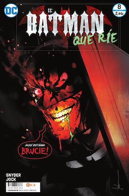 El Batman que ríe (Grapa 32 pp) #8