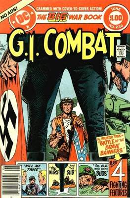 G.I. Combat (Comic Book) #230