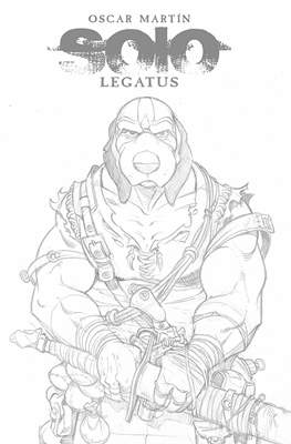 Solo - Legatus (Rústica 84 pp)