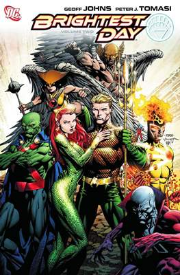 Brightest Day (Hardcover) #2