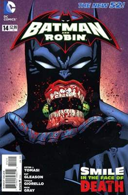 Batman and Robin Vol. 2 (2011-2015) (Comic Book) #14