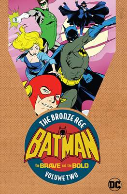 Batman in The Brave and the Bold: The Bronze Age #2