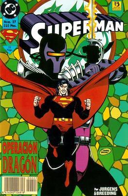 Superman (1993-1996) (Grapa, 48-72 páginas) #27