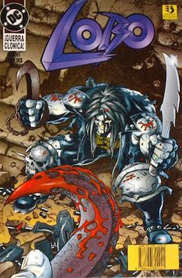 Lobo. Guerra clónica