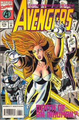 The Avengers Vol. 1 (1963-1996) (Grapa) #376