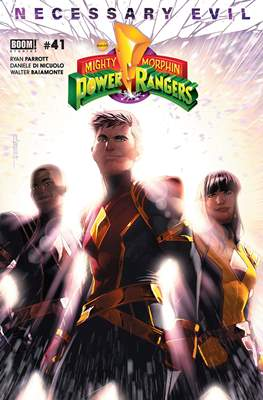 Mighty Morphin Power Rangers (Comic Book) #41