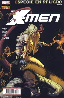 New X-Men: Academia / New X-Men (2005-2008) (Grapa) #33