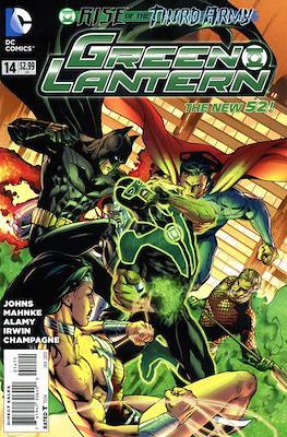 Green Lantern Vol. 5 (2011-2016) (Comic book) #14
