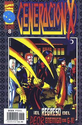 Generación-X Vol. 2 (1996-2000) (Grapa 24 pp) #8