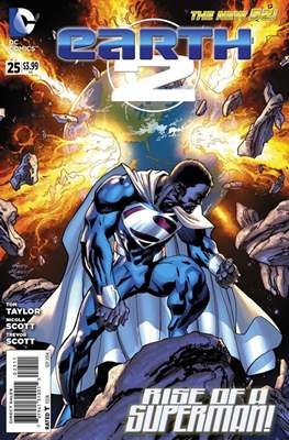 Earth 2 (2012-2015) (Grapa) #25