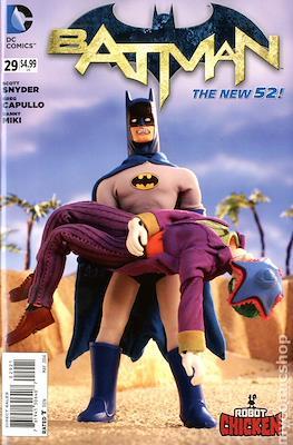 Batman Vol. 2 (2011-2016 Variant Covers) (Comic Book) #29
