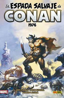 La Espada Salvaje de Conan - Marvel Limited Edition #2