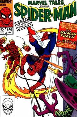 Marvel Tales (Comic Book) #159