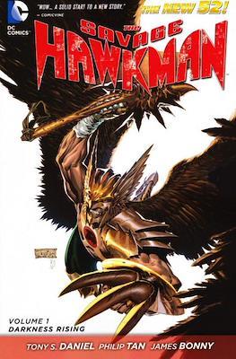 The Savage Hawkman (2011-2013) New 52