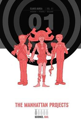 The Manhattan Projects - The Deluxe Edition (Hardback) #1