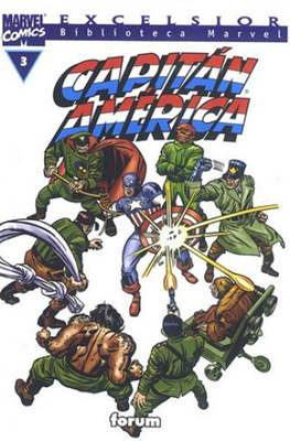 Biblioteca Marvel: Capitán América (1999-2000) #3