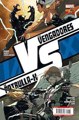 VVX: VS (2012-2013). Los Vengadores vs. La Patrulla-X (Grapa) #5