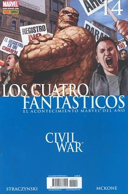 Los 4 Fantásticos Vol. 6 (2006-2007) (Grapa, 24 páginas.) #14