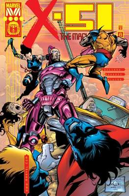 X-51 (Comic Book) #8