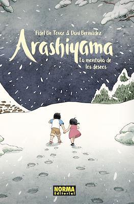 Arashiyama. La montaña de los deseos