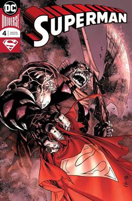 Superman Vol. 5 (2018-) #4