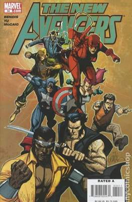 The New Avengers Vol. 1 (2005-2010) (Comic-Book) #34