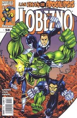 Lobezno vol. 2 (1996-2003) (Grapa) #58