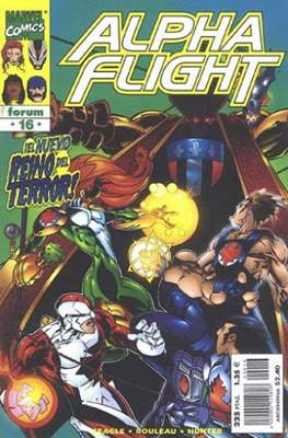 Alpha Flight Vol. 2 (1998-1999) (Grapa) #16