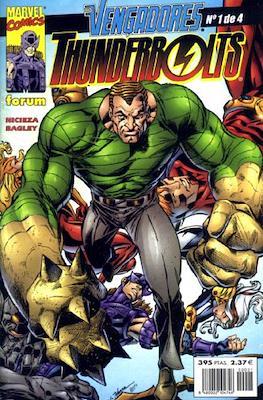 Los Vengadores / Thunderbolts: Los protocolos Nefaria (2001)
