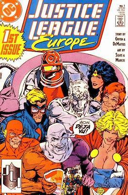 Justice League Europe / Justice League InternationAL (1989-1994)