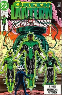 Green Lantern Vol. 2 (1990-2004) #6