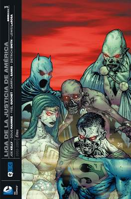 Liga de la Justicia de América: Elites. Línea Essentials (Rústica 128 pp) #3