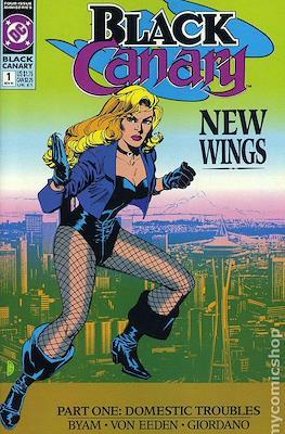 Black Canary (1991-1992) (saddle-stitched) #1