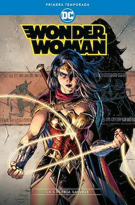 Wonder Woman: Primera temporada – La cacería salvaje (Rústica 385 pp)