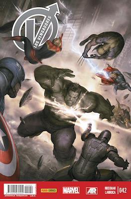 Los Vengadores Vol. 4 (2011-) (Grapa) #42