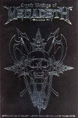 Cryptic Writings of Megadeth (Variant Cover)