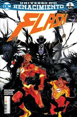Flash. Nuevo Universo DC / Renacimiento (Rústica / Grapa.) #20 / 6